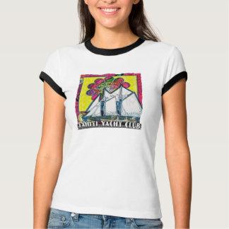 Camiseta Yacht club de Tahiti…