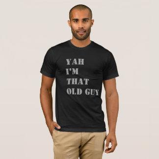 Camiseta Yah eu sou essa cara, engraçada