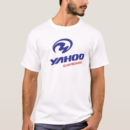 Camiseta Yahoo Surfboards