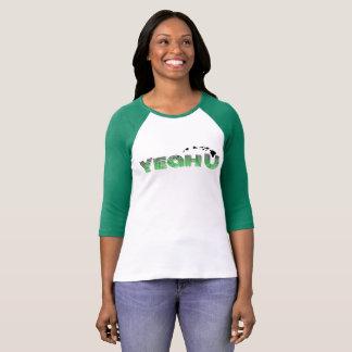 Camiseta Yeah U