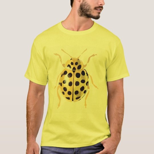 Camiseta Yellow Beetle