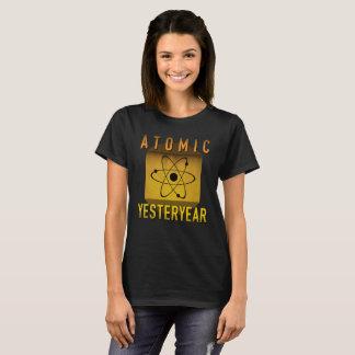 Camiseta Yesteryear atômico