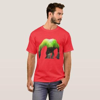 Camiseta Yeti na estrada