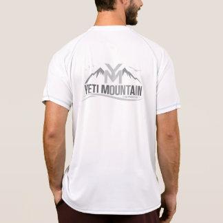 Camiseta YetiMen Colorado 2017 cinzas aptas no branco