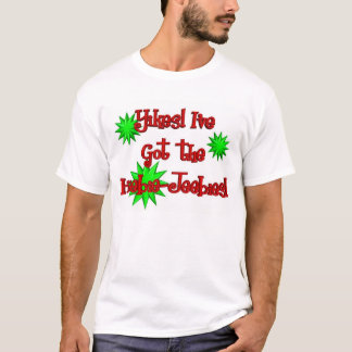 Camiseta Yikes! I've obteve os Heebie-Jeebies!