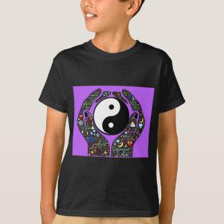 Camiseta Yin, Yang