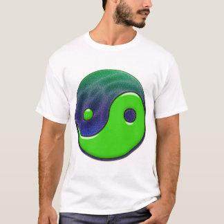 Camiseta Yin-Yang Groovy