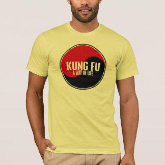 Camiseta Ying Yang KUNGFU 1,1