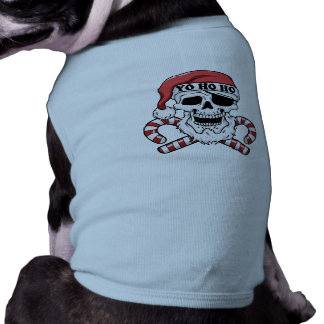 Camiseta Yo ho ho - papai noel do pirata - Papai Noel