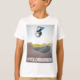 Camiseta YOLOWARRIOR - Dom
