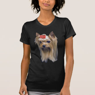 Camiseta Yorkshire terrier