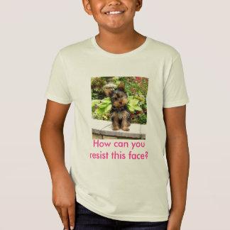 Camiseta yorkshire-terrier-0127, como pode você resistir