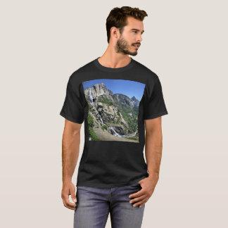 Camiseta Yosemite Falls e meia abóbada oh de meu Gosh ponto