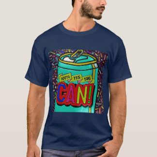 Camiseta You can all