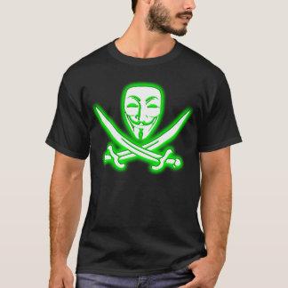 Camiseta YourAnon (VERDE)