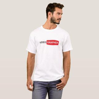 Camiseta Youtuber