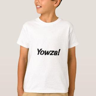 Camiseta yowza