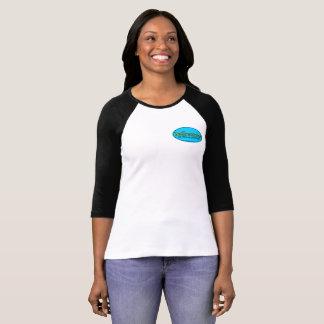 Camiseta YUCAP - Decalque na parte dianteira e na parte