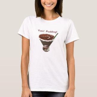 Camiseta Yum! Pudim!