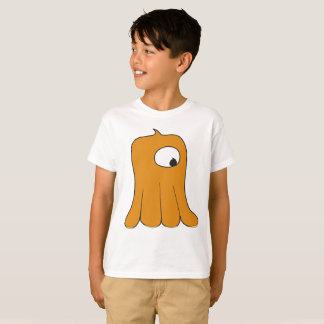 Camiseta Yurni Amarelo-Pagado Blop