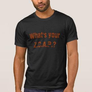 Camiseta Z.O.A.P. T-shirt