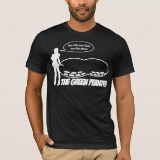 Camiseta Zac VERDE dos AMENDOINS