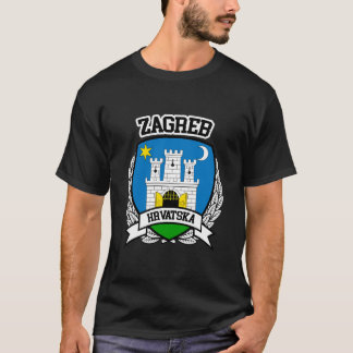 Camiseta Zagreb