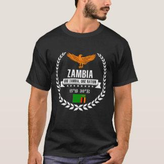 Camiseta Zâmbia