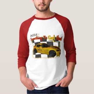 Camiseta Zazzle - algo Gawk aproximadamente