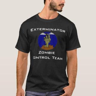 Camiseta ZCT, Exterminator, equipe do controle do zombi