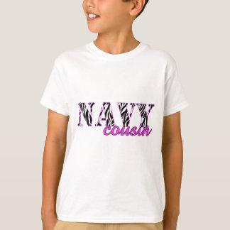 Camiseta Zebra do primo do marinho