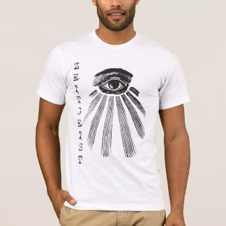 Camiseta Zeitgeist - olho