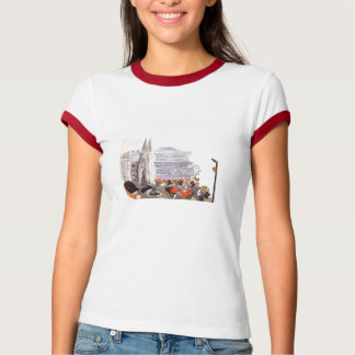 Camiseta Zelda, Quinta Avenida