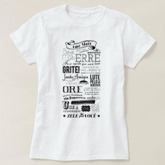 Camiseta Zele por voce