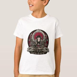 Camiseta Zen do macaco