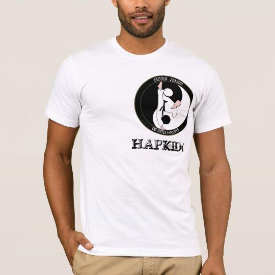 Camiseta zenkai, HAPKIDO
