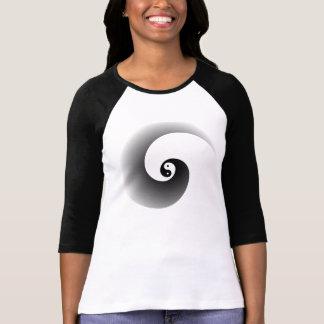 Camiseta zenshirt YIN-Yang