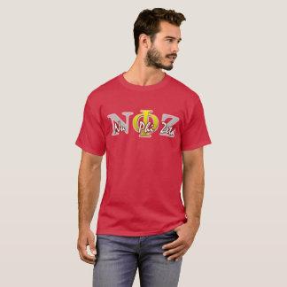 Camiseta Zeta da phi do NU