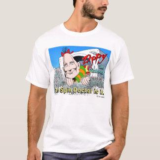 Camiseta Zippy: O spin doctor