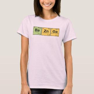 Camiseta ZN GA DOS VAGABUNDOS! - precipitação periódica dos