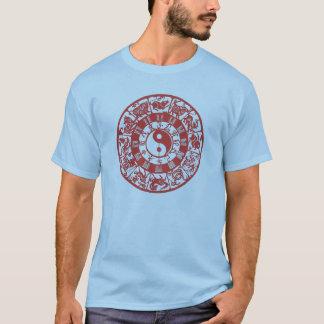 """Camiseta """"Zodíaco chinês """""""
