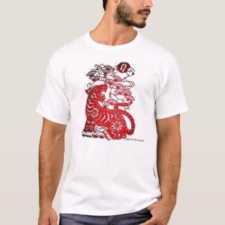 Camiseta Zodíaco Tigre-Chinês