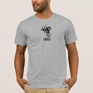 Camiseta Zodíaco tribal do VIRGO