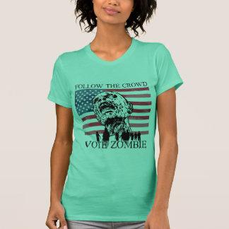 Camiseta Zombi do voto