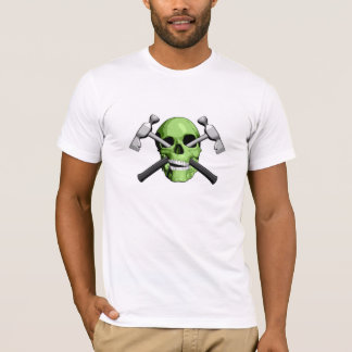 Camiseta Zombi Drywaller