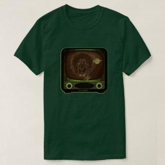 Camiseta Zombi na tevê - 2