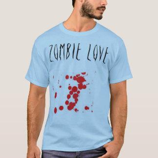 Camiseta zombi-nome