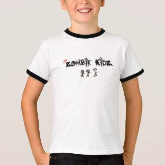 Camiseta Zombi pequeno Kidz