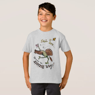 Camiseta Zombi Turquia