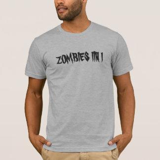 Camiseta Zombis 6